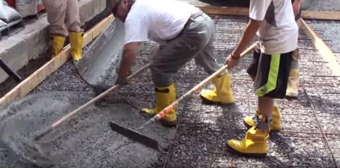 Top Concrete Contractors Mayfield CA Concrete Services - Concrete Foundations Mayfield