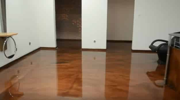 Concrete Services - Epoxy Flooring Pierce