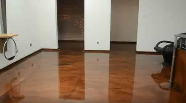 Concrete Services - Epoxy Flooring College Terrace