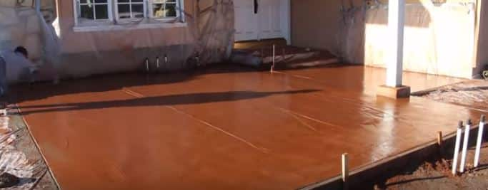 Concrete Services - Stamped Concrete Mayfield